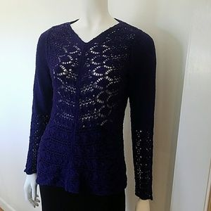 Chicos Tops - Chicos Sweater